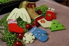 Как сделать рождественские подарки своими руками